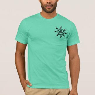 T-shirt Le soleil Maori
