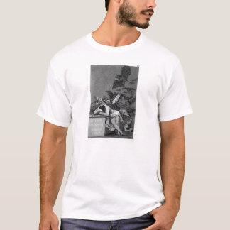 T-shirt Le sommeil de Francisco Goya- de la raison produit