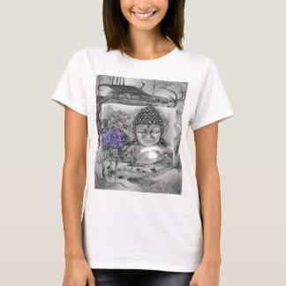 T-shirt Le souhait de Bouddha
