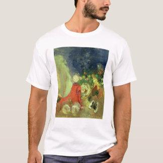 T-shirt Le sphinx rouge