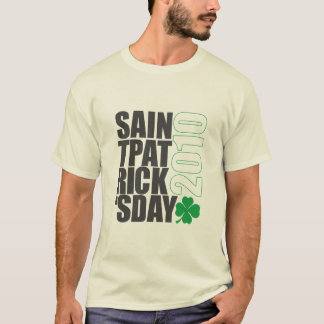 T-shirt Le St tapote 2010