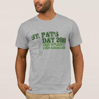 T-shirt Le St tapote le temps de partie