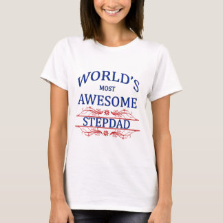 T-shirt Le Stepdad le plus impressionnant du monde