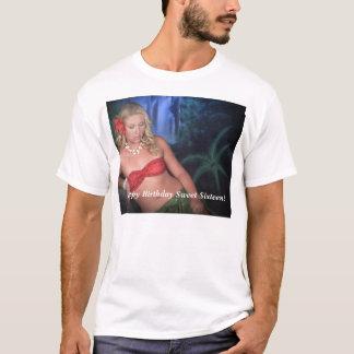 T-shirt Le surf d'été, Weigand, C896-t, Birthda heureux…
