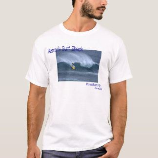 T-shirt Le surf Shack de Benny