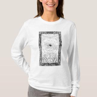 T-shirt Le système de Ptolémée