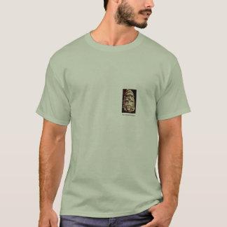 T-shirt Le tabagisme de tuyau est pour des gars durs