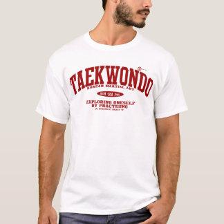 T-shirt Le Taekwondo