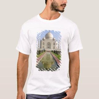 T-shirt Le Taj Mahal, Âgrâ, uttar pradesh, Inde,