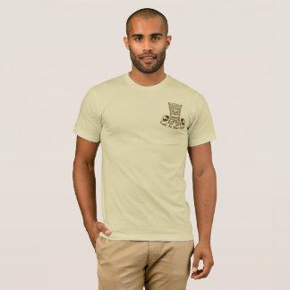T-shirt Le tee - shirt de Tiki d'île des femmes exotiques
