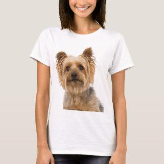 T-shirt Le tee - shirt des femmes de chiot de Yorkshire
