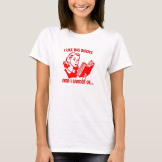 T-shirt le tee - shirt des femmes réserve la librairie