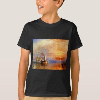 T-shirt Le Temeraire de combat