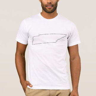 T-shirt Le Tennessee