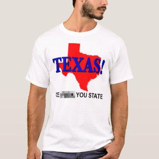 T-shirt Le Texas ! Chemise