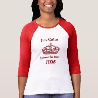 T-shirt Le Texas - ou votre état