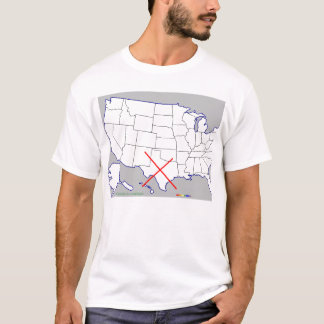 T-shirt Le Texas suce