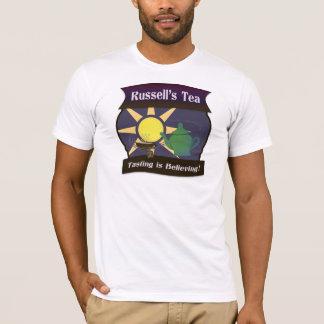 T-shirt Le thé de Russell