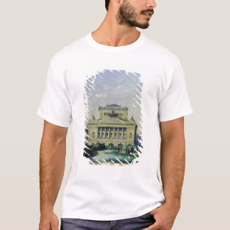 T-shirt Le théâtre d'Alexandre à St Petersburg, 1841