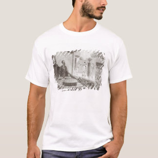 """T-shirt Le """"théâtre Optique"""" et son inventeur"""