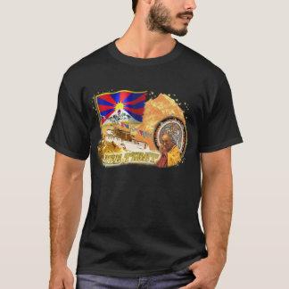 T-shirt Le Thibet libre