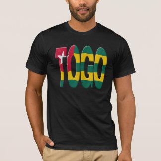 T-shirt Le Togo flag