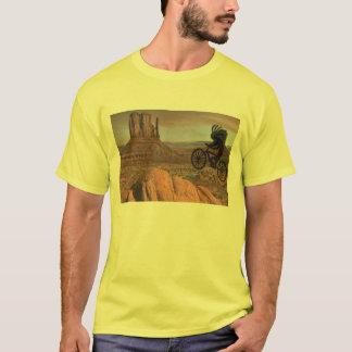 T-shirt Le tour épique de Kokopelli