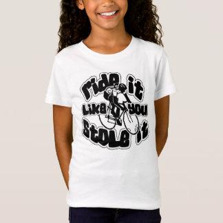 T-Shirt Le tour qu'il vous aiment l'a volé
