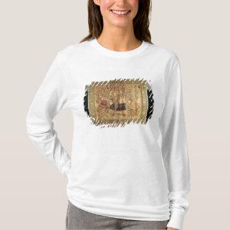 T-shirt Le tournoi, tapisserie verticale de métier à