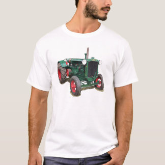 T-shirt Le tracteur de Huber HK