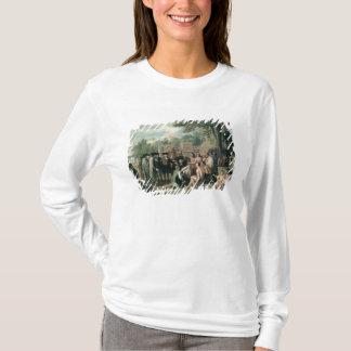 T-shirt Le Traité de William Penn avec les Indiens dedans