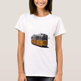 T-shirt Le tram de Budapest