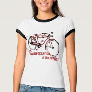 T-shirt Le transport de l'avenir