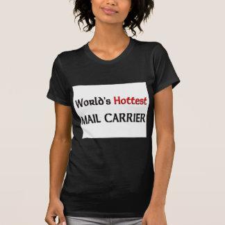 T-shirt Le transporteur de courrier le plus chaud des