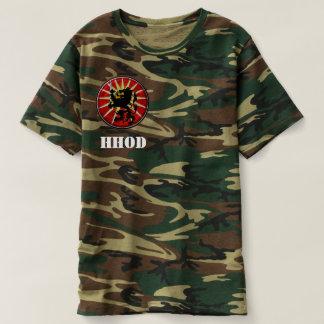 T-shirt Le travail d'équipe de HHOD est OP - version de
