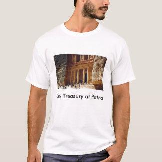 T-shirt Le trésor à PETRA, Jordanie