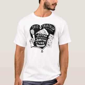 T-shirt Le triathlon T de 2015 hommes (autre dénomme