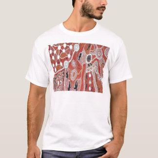 T-shirt Le tribal débarque la terre