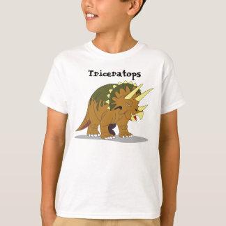 T-shirt Le Triceratops badine la chemise