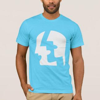 T-shirt Le trio