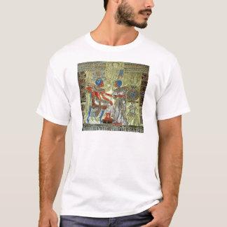 T-shirt Le trône de Tutankhamun