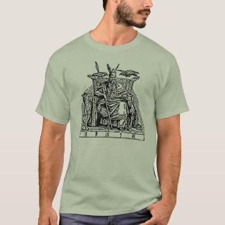 T-shirt Le trône d'Odin