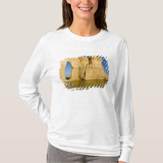T-shirt Le trou de la serrure du monument bascule aka la