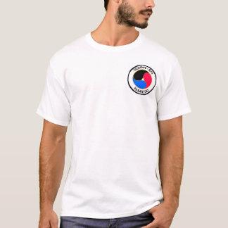T-shirt Le Tsunami-Ryu Karaté-Font