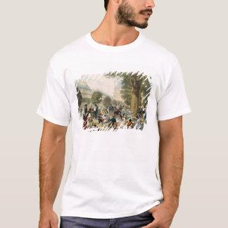 T-shirt Le Tuileries, 1856
