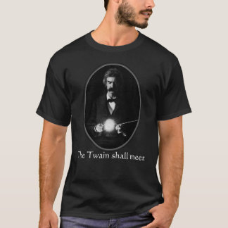 T-shirt Le Twain se réunira