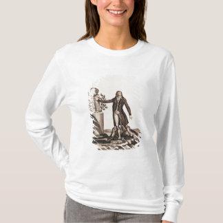 T-shirt Le tyran de la révolution écrasée