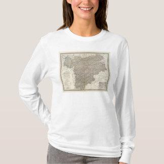 T-shirt Le Tyrol, Voralberg, Liechtenstein