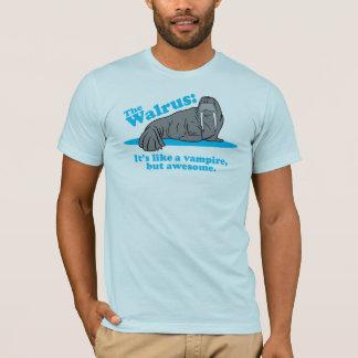T-shirt Le vampire de morse