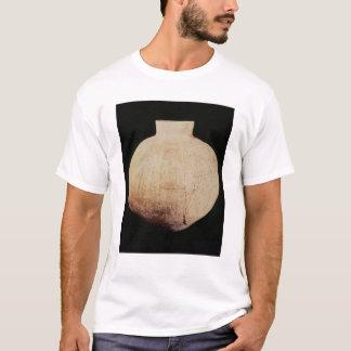 T-shirt Le vase avec le découpage décoratif, de
